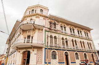Ex Hotel Palace (Casa Malecón Palace)