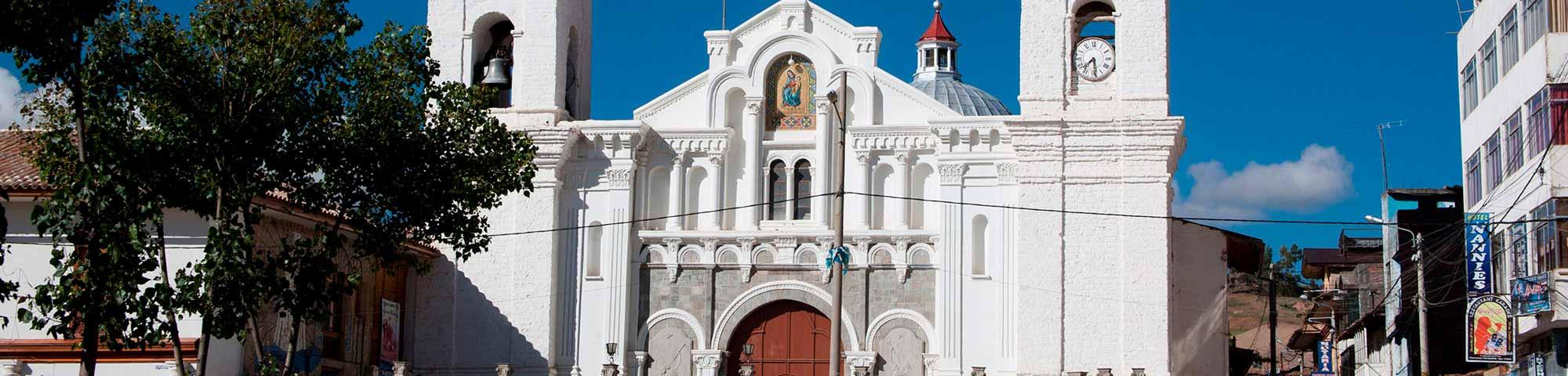 Iglesia Matriz Santa Fe de Jauja