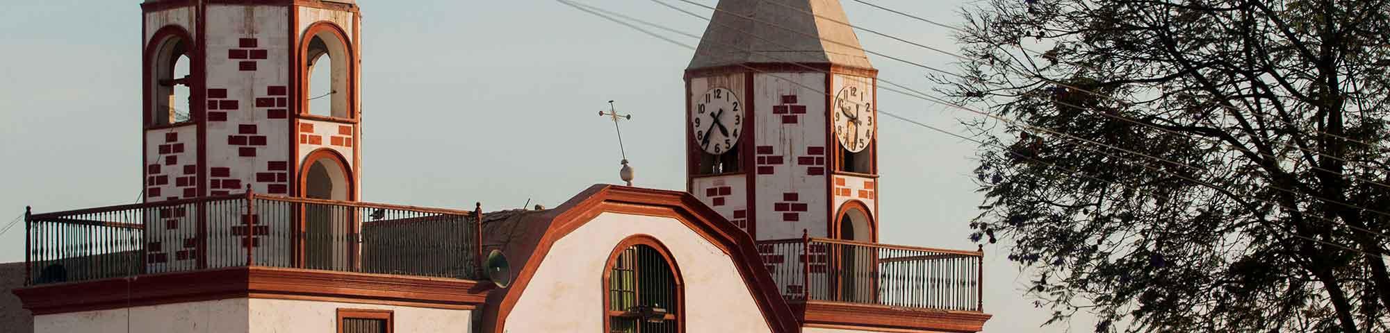 Iglesia de San José de Pachía