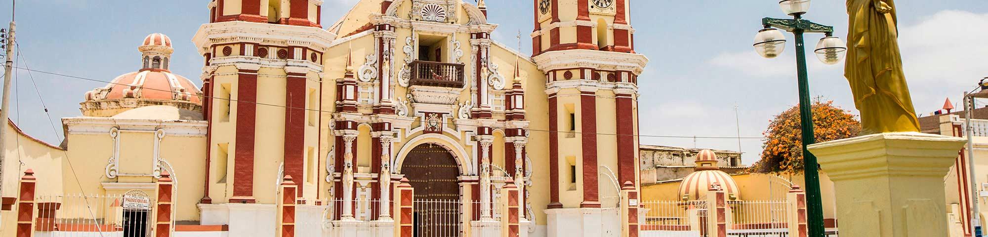 Iglesia Santa Lucía de Ferreñafe