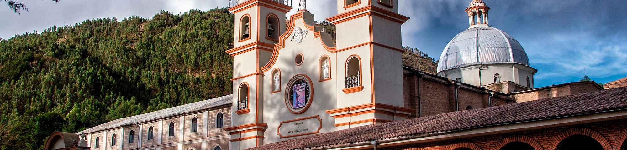 Iglesia de Santa Rosa de Ocopa