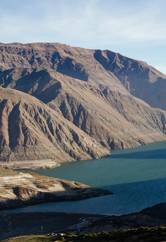 Laguna de Aricota