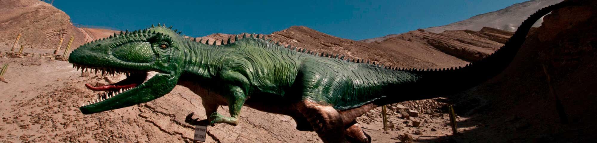 Parque Jurásico de Querullpa