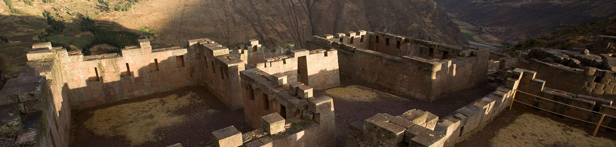 Parque Arqueológico de Pisac