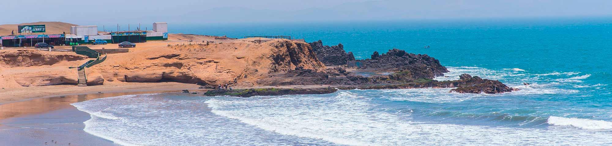 Playas en Huaura