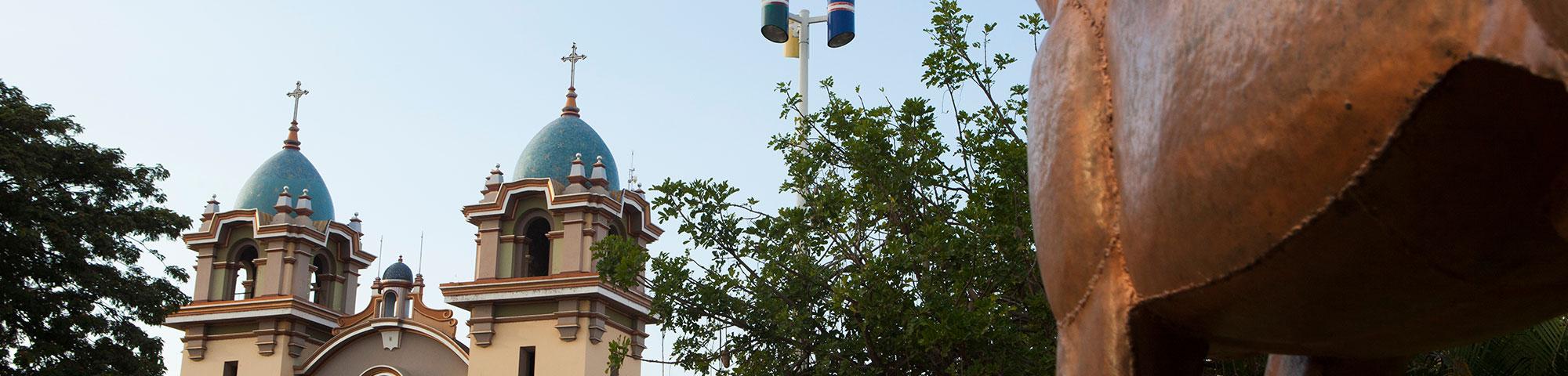 Plaza Mayor de Tumbes