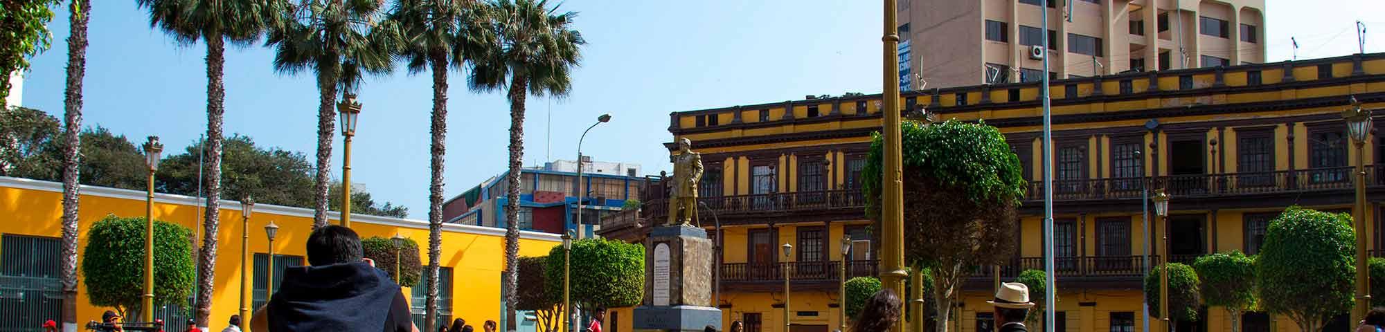 Plaza José Gálvez