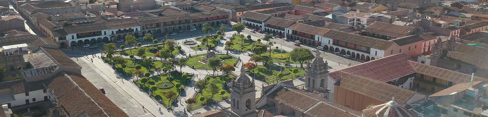 Plaza Mayor de la Ciudad de Ayacucho