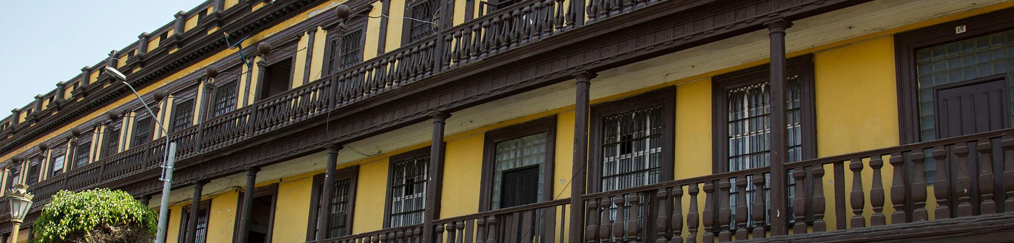 Plaza Torre La Merced - Callao
