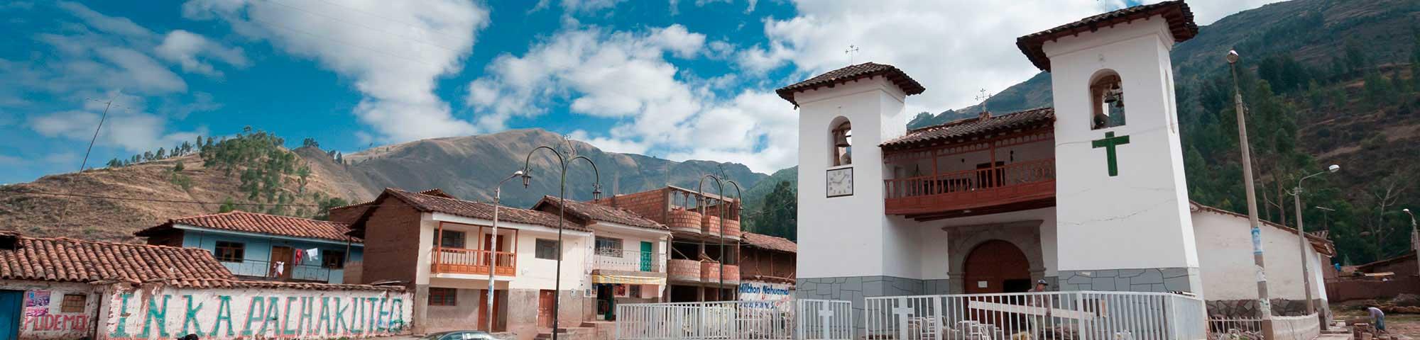 Poblado de Huasao
