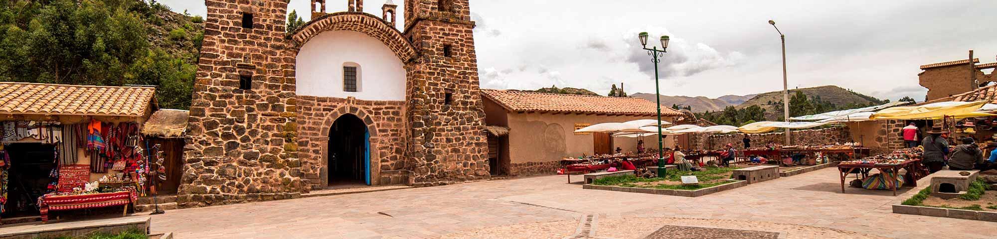 Pueblo de Raqchi