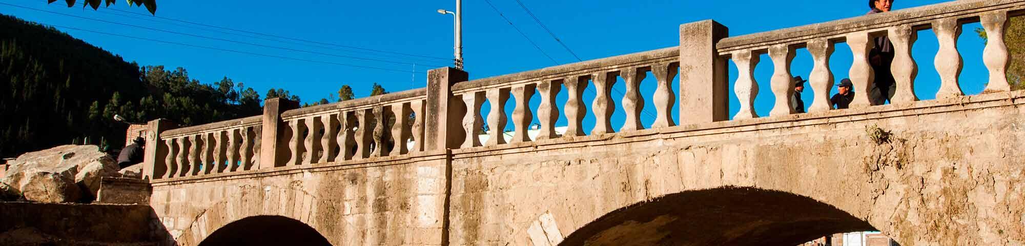 Puente Colonial El Chumbao