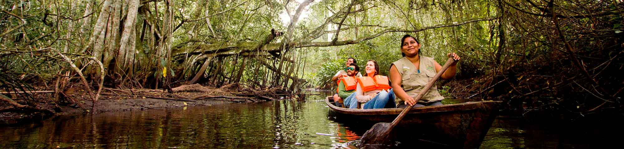Reserva ecológica de Santa Elena