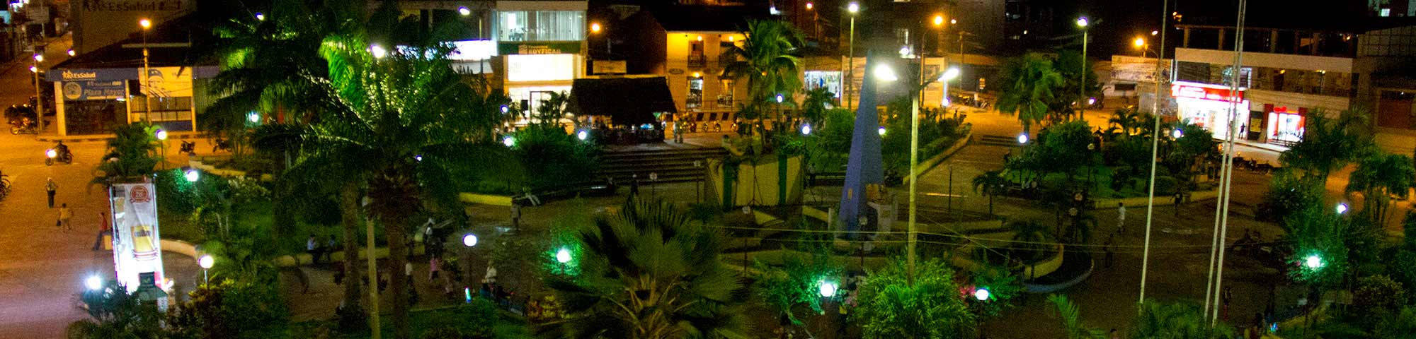 Ciudad de Tarapoto
