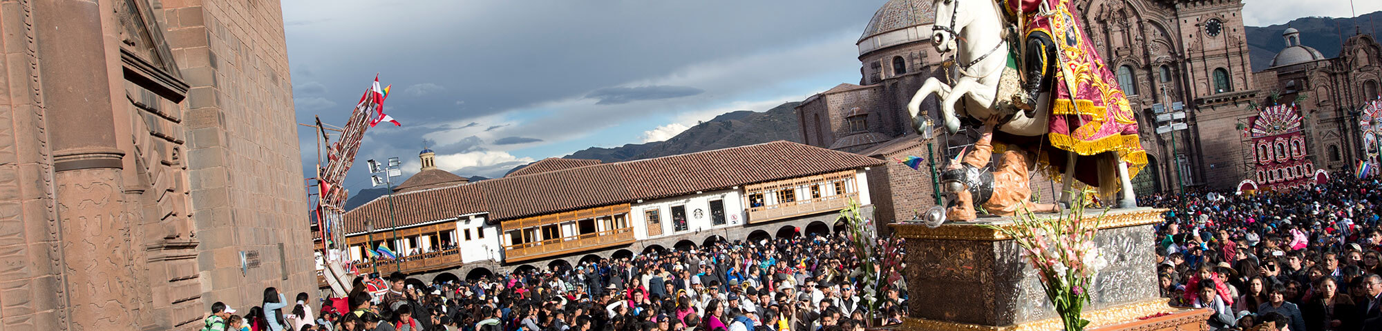Parroquia de Santiago Apóstol - Urcos
