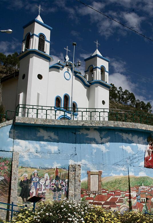 Santuario de Cocharcas
