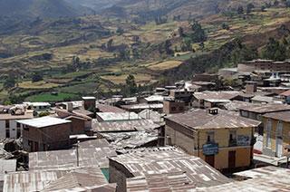 Sitio Arqueológico de Cantamarca