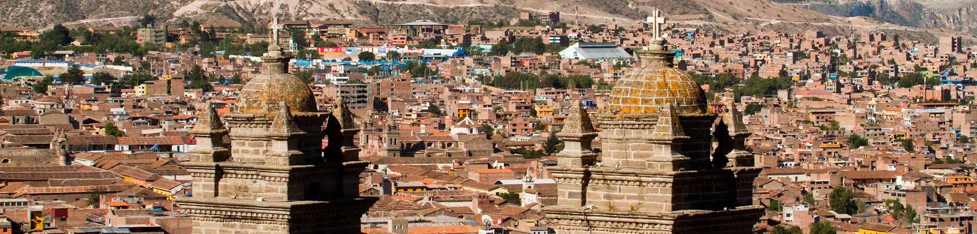 Templo y Barrios Artesanales de Santa Ana