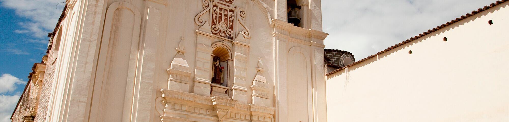 Templo de Santa Teresa y Monasterio de las Carmelitas Descalzas