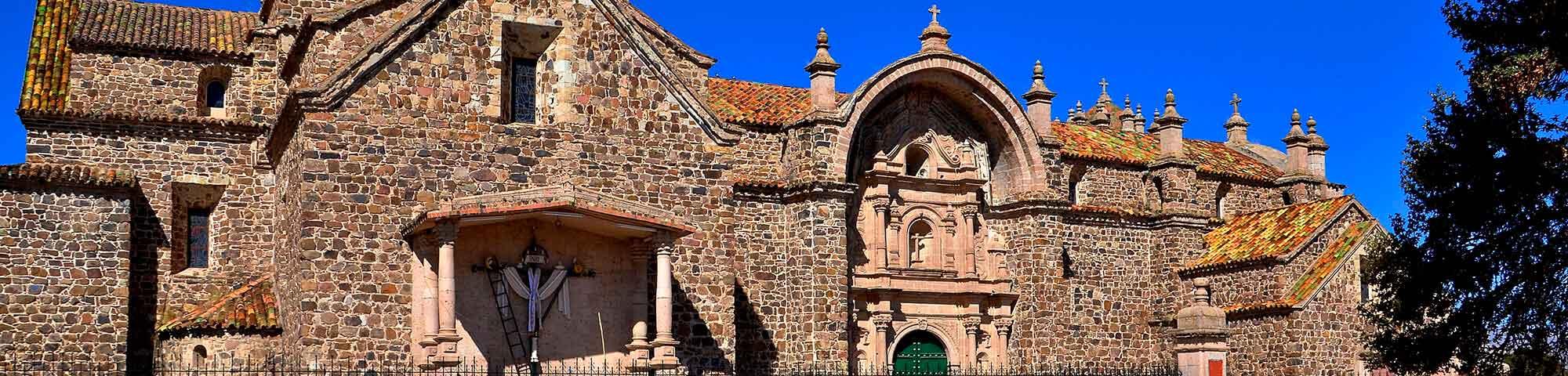Templo Santiago Apóstol