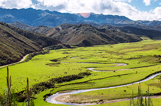 Valle de Huaylla Belén