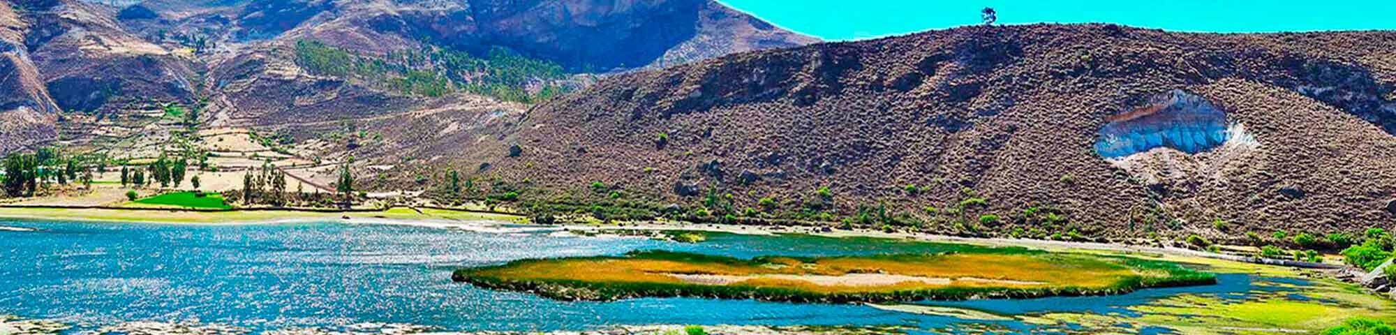 Valle del Sondondo y Valle Andamarca