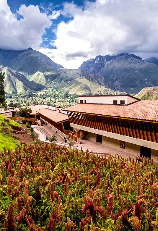 Valle de Andamarca y Valle del Sondondo