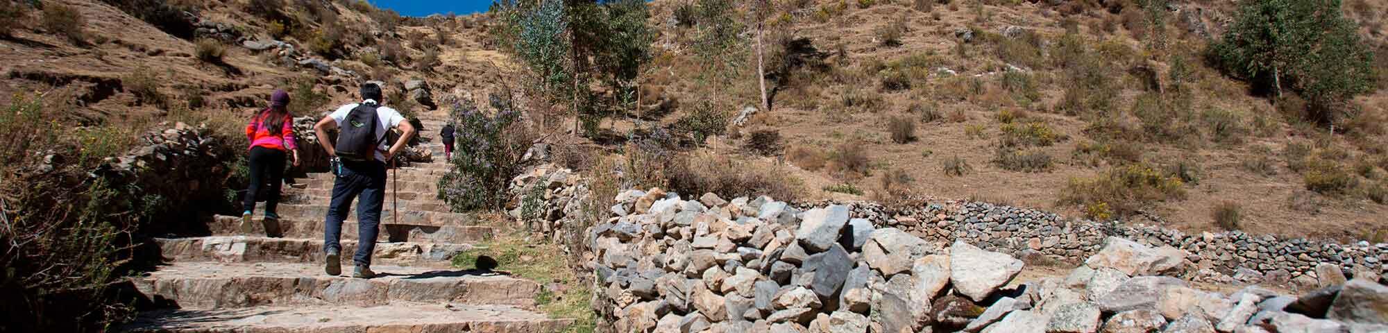 Entre Vilca y Huancaya