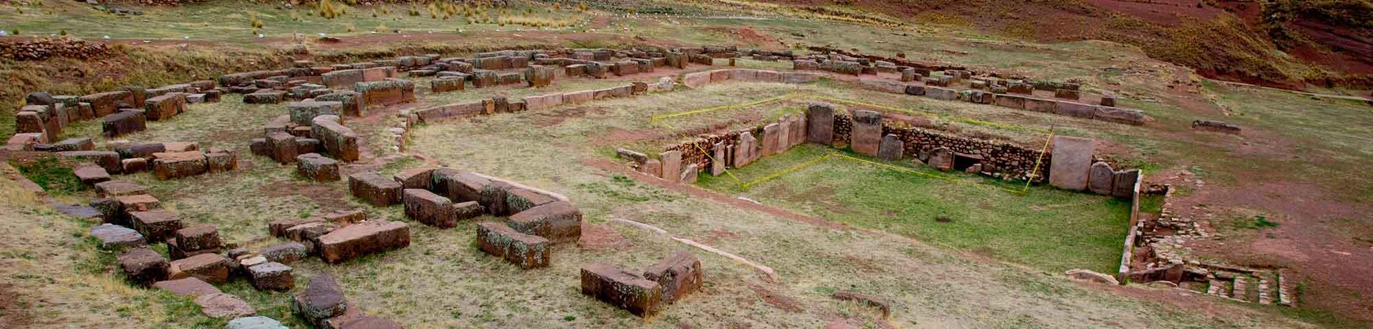 Zona Arqueológica de Pukara