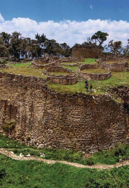 Zona Arqueológica Monumental Kuélap