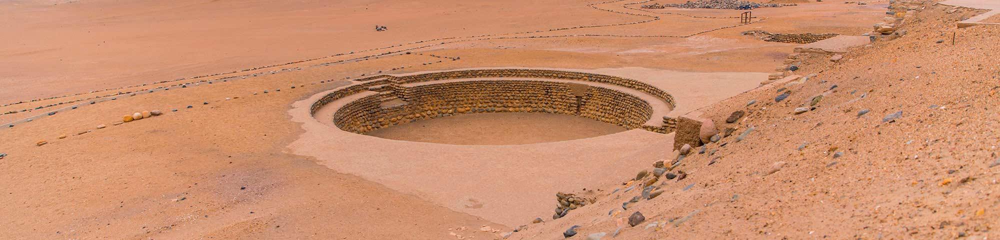 Zona Arqueológica Monumental Bandurria