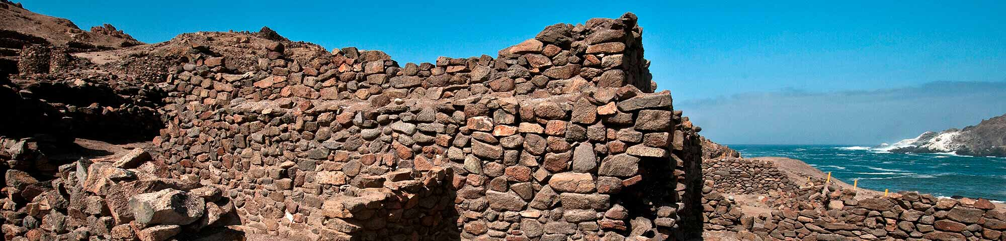 Zona arqueológica de la Quebrada de la Waca