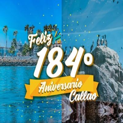 184 aniversario del Callao