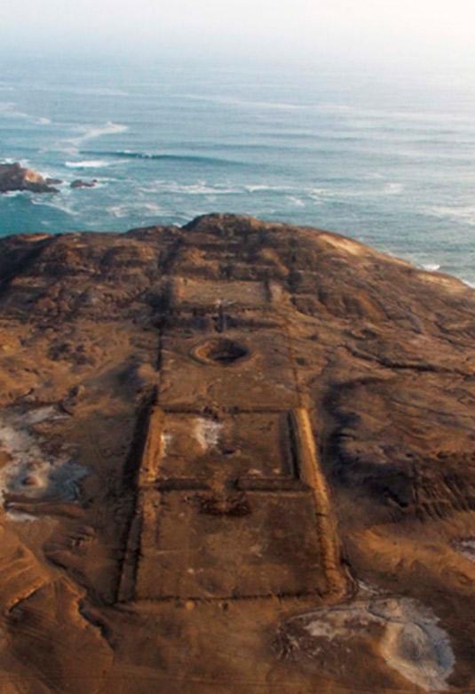 Zona Arqueológica Monumental Las Aldas