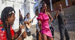 Aniversario de la Creación Política del Distrito de El Carmen
