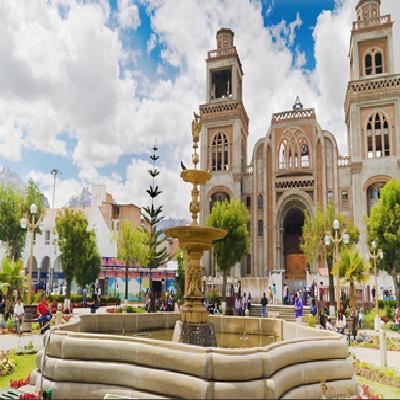 Aniversario de la Creación Política de la Provincia de Huaraz