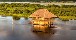 Aniversario del Galardón del Río Amazonas como Maravilla Natural del Mundo