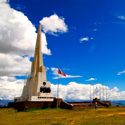 Aniversario del Santuario Histórico de la Pampa de Ayacucho