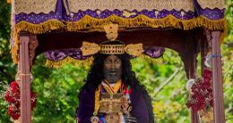Homenaje virtual en honor al Señor Cautivo de Ayabaca
