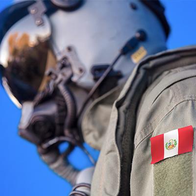 Día de la Fuerza Aérea del Perú /  Día del Héroe Capitán FAP José Abelardo Quiñones