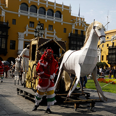 Carnaval de Lima