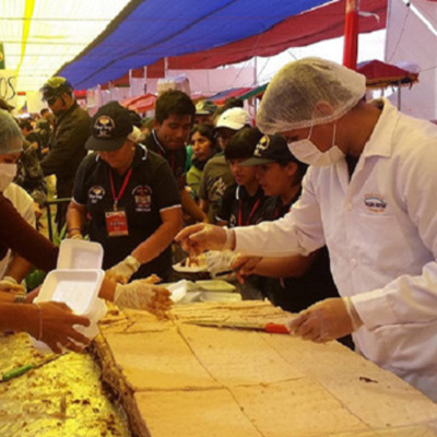 "Feria Cultural, Turística y Empresarial  ""Semana Tradicional del King Kong"""