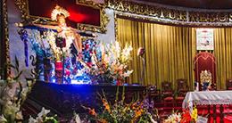 Festividad del Señor de Burgos