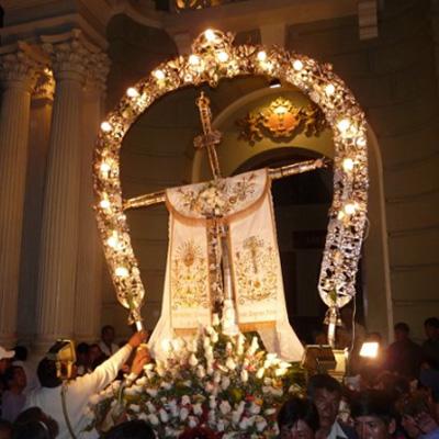 Festividad religiosa en honor a la Santísima Cruz de Chalpón de Motupe