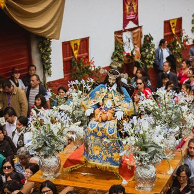 Fiesta Patronal Señor de Gualamita, Patrono de la región Amazonas