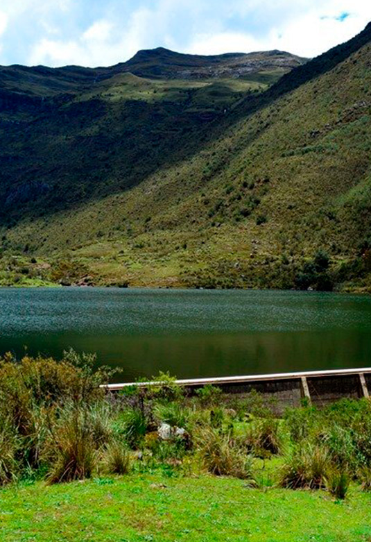 Laguna de Patarcocha