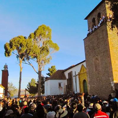 """Festividad Virgen María de la Asunción """"Wajcha"""""""