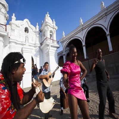 Carnavales en El Carmen