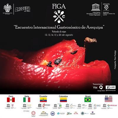 I Festival Internacional Gastronómico de Arequipa