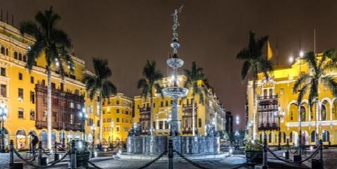 Agenda Turística Municipalidad Metropolitana de Lima